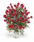 Valentine Sixty of red roses(5 Dozen Red rose)