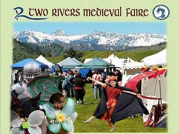 """Two Rivers Medieval Faire <span style=""""color:red"""">~CANCELLED~ </span>"""
