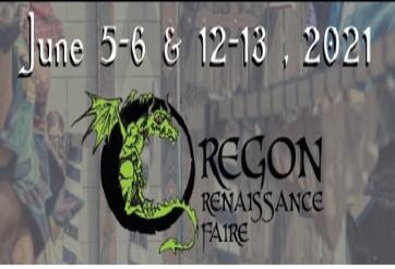 June 2021 - Oregon Renaissance Faire