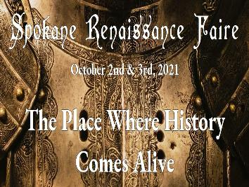 October 2021 - Spokane Renaissance Faire