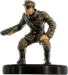 Axis & Allies Set II Kuomintang Officer - 2/45 - Uncommon