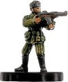 Axis & Allies Set II PPSh-41 SMG - 11/45 - Common