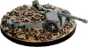 Axis & Allies Set II PAK 40 Antitank Gun - 28/45 - Common
