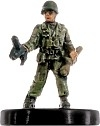 Axis & Allies Set II Wehrmacht Oberleutnant - 35/45 - Uncommon