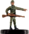 Axis & Allies Set II SNLF Captain - 38/45 - Uncommon
