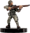 Axis & Allies Set II SNLF Paratroopers 39/45 Common