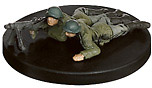 Axis & Allies 1939-1945 MG 42 Machine-Gun Team # 42/60 - Uncommon