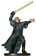 Star Wars Universe Luke Skywalker, Jedi Master 53/60