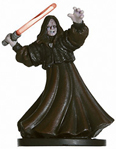 Star Wars Revenge of the Sith Emperor Palpatine, Sith Lord 59/60