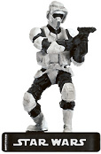 SCOUT TROOPER # 31/60 Uncommon