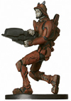 Star Wars Revenge of the Sith Devaronain Soldier 44/60