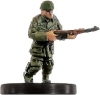 "Axis & Allies Set II ""Screaming Eagle"" Paratroopers - 24/45 - Common"