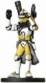 Star Wars Revenge of the Sith Clone Trooper Commander 10/60