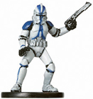 Star Wars Revenge of the Sith Clone Trooper 9/60