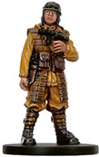 Star Wars Bounty Hunters Human Blaster-For-Hire 35/60