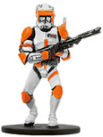 Star Wars Champion of the Force Clone Commander Cody 22/60