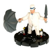 DC HeroClix BATMAN Alpha # 007 THE PENGUIN