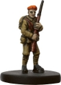 Axis & Allies Reserves Determined Infantrymen 5/45 - Common