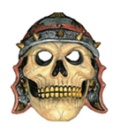 Skeleton Warrior Mask