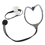 Doctor Stethoscope & Mirror Reflector Set