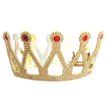 Royal Gold Queen Crown