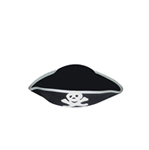 Child Pirate Hat