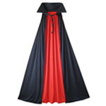 "54"" Fully Lined Deluxe Vampire Cape"
