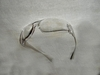 3680 STARLITE (SMALL OR LADIES SIZE) CLEAR LENS SAFETY GLASSES CLOSEOUT PRICE $1.25