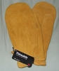 SWM132 GREENLAND SOFT SUEDE DEERSKIN 100g THINSULATE&#153 LINED MITTENS<BR>CLOSEOUT PRICE $10.99