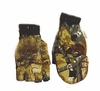 M-1000 HEAVYWEIGHT TASLON CAMO GLOMITT<br>CLOSEOUT PRICE $7.99