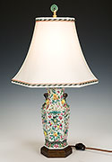 Antique Chinese Porcelain Lamps