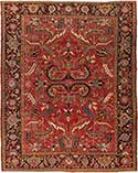 Heriz Antique Persian Rug