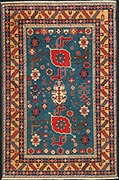 About Caucasian Rugs and Persian Rugs