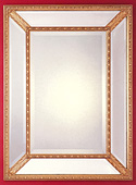 Mirror with Border