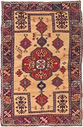 Antique Anatolian rug