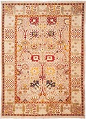 Antique Amri rug
