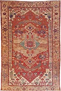 Antique Karadja rug