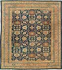 Exquisite Antique Sultanabad Carpet