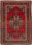 Antique Bidjar Oriental Rug