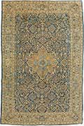Tabriz Antique Oriental Rug