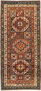 Antique Moghan Oriental Rug