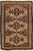 Masterpiece Antique Zejwa Caucasian Rug