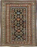 Antique Perepedil Oriental Rug