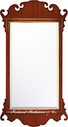 Mahogany Chippendale Mirror