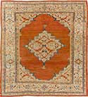 Important Sultanabad Oriental Rug