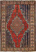 Malayer Antique Oriental Rug