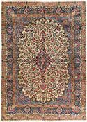 Kerman Antique Oriental Rug