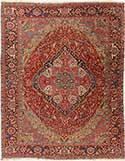 Antique Heriz Oriental Rug