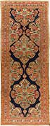Rare Antique Malayer Runner
