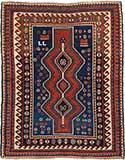 Antique Bordjalou Kazak